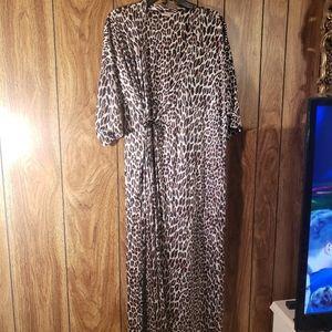 Vanity Fair night robe
